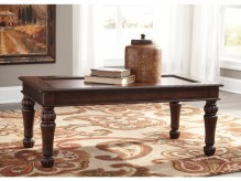 Ashley Millburg Brown Coffee Table Available Online in Dallas Fort Worth Texas