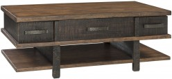 Ashley Stanah Coffee Table Available Online in Dallas Fort Worth Texas