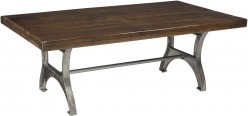 Ashley Dresbane Warm Brown Rectangular Cocktail Table Available Online in Dallas Fort Worth Texas