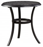 Ashley Tanglevale Burnt End Table Available Online in Dallas Fort Worth Texas
