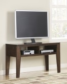 Ashley Deagan Dark Brown TV Stand Available Online in Dallas Fort Worth Texas