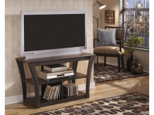 Ashley Ellenton Brown TV Stand Available Online in Dallas Fort Worth Texas