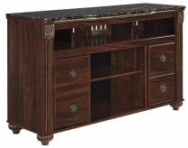 Ashley Gabriela Large TV Stand ... Available Online in Dallas Fort Worth Texas