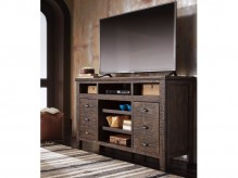 Ashley Trudell Dark Brown TV Co... Available Online in Dallas Fort Worth Texas