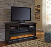 Ashley Sharlowe Charcoal TV Sta... Available Online in Dallas Fort Worth Texas