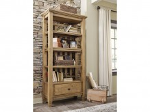 Ashley Trishley Light Brown Pier Cabinet Available Online in Dallas Fort Worth Texas