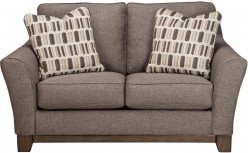 Ashley Alara Slate Loveseat Available Online in Dallas Fort Worth Texas