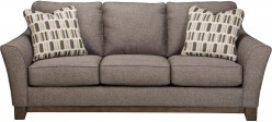 Ashley Alara Slate Sofa Available Online in Dallas Fort Worth Texas