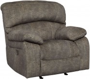 Ashley Cannelton Tri-Tone Gray Power Rocker Recliner Available Online in Dallas Fort Worth Texas