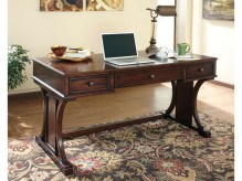 Ashley Devrik Brown Home Office Desk Available Online in Dallas Fort Worth Texas