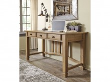 Ashley Trishley Light Brown Home Office Desk Available Online in Dallas Fort Worth Texas
