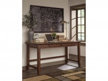 Ashley Woodboro Brown Home Office Desk Available Online in Dallas Fort Worth Texas