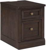 Ashley Townser Grayish Brown File Cabinet Available Online in Dallas Fort Worth Texas
