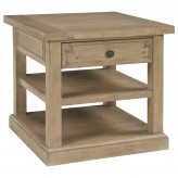 Florence Rustic End Table Available Online in Dallas Fort Worth Texas