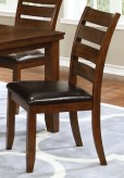 Coaster Maxwell Golden Brown Side Chair Available Online in Dallas Fort Worth Texas