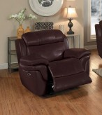 Homelegance Spruce Brown Power Recliner Available Online in Dallas Fort Worth Texas