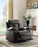 Homelegance Ackerman Reclining Chair Available Online in Dallas Fort Worth Texas