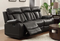 Homelegance Ackerman Double Reclining Sofa Available Online in Dallas Fort Worth Texas