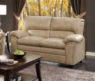 Homelegance Talon Taupe Loveseat Available Online in Dallas Fort Worth Texas