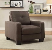 Homelegance Ramsey Grey Chair Available Online in Dallas Fort Worth Texas