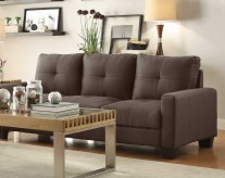 Homelegance Ramsey Grey Sofa Available Online in Dallas Fort Worth Texas