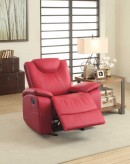 Homelegance Talbot Red Glider R... Available Online in Dallas Fort Worth Texas