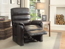 Homelegance Kellen Dark Brown Power Lift Chair Available Online in Dallas Fort Worth Texas