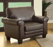 Homelegance Hume Dark Brown Chair Available Online in Dallas Fort Worth Texas