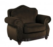 Homelegance Midwood Chocolate Chair Available Online in Dallas Fort Worth Texas