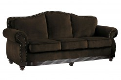 Homelegance Midwood Chocolate Sofa Available Online in Dallas Fort Worth Texas