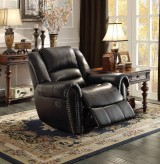 Homelegance Center Hill Black Power Reclining Chair Available Online in Dallas Fort Worth Texas