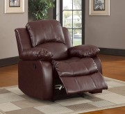 Homelegance Cranley Brown Power Reclining Chair Available Online in Dallas Fort Worth Texas
