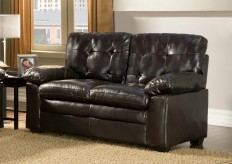Homelegance Charley Brown Loveseat Available Online in Dallas Fort Worth Texas