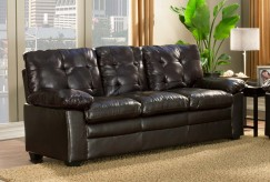 Homelegance Charley Brown Sofa Available Online in Dallas Fort Worth Texas