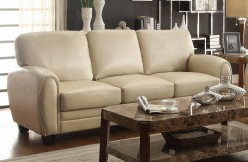 Homelegance Rubin Taupe Sofa Available Online in Dallas Fort Worth Texas