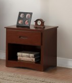 Rowe Dark Cherry Night Stand Available Online in Dallas Fort Worth Texas
