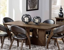 Homelegance Onofre Brown Dining Table Available Online in Dallas Fort Worth Texas