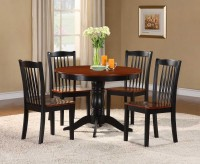 Homelegance Andover Antique 5pc Dining Table Set Available Online in Dallas Fort Worth Texas