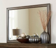 Homelegance Leavitt Brown Cherry Mirror Available Online in Dallas Fort Worth Texas
