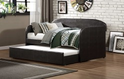 Roland Dark Brown Daybed with Trundle Available Online in Dallas Fort Worth Texas