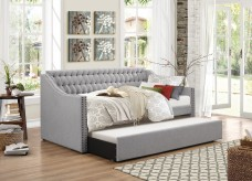 Homelegance Tulney Grey Daybed with Trundle Available Online in Dallas Fort Worth Texas