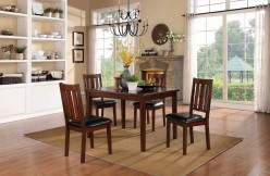 Homelegance Mosely 5pc Dining Table Set Available Online in Dallas Fort Worth Texas