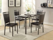 Homelegance Olney 5pc Dining Table Set Available Online in Dallas Fort Worth Texas