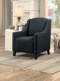 Homelegance Semplice Dark Grey Accent Chair Available Online in Dallas Fort Worth Texas