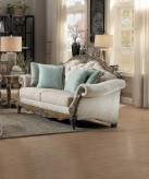 Homelegance Moorewood Park Natural Tone Loveseat Available Online in Dallas Fort Worth Texas