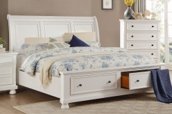 Homelegance Laurelin White Quee... Available Online in Dallas Fort Worth Texas