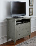 Homelegance Albright Grey TV Chest Available Online in Dallas Fort Worth Texas