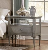 Homelegance Albright Grey Night... Available Online in Dallas Fort Worth Texas
