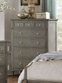Homelegance Albright Grey Chest Available Online in Dallas Fort Worth Texas