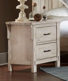 Terrace Antique White Night Stand Available Online in Dallas Fort Worth Texas
